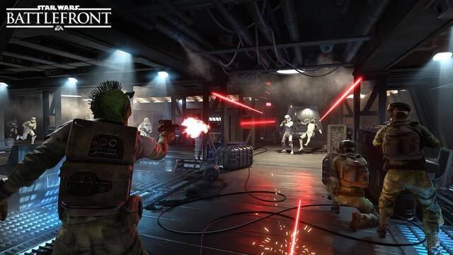 Star Wars: Battlefront tendrá un modo de Duelo a Muerte por Equipos