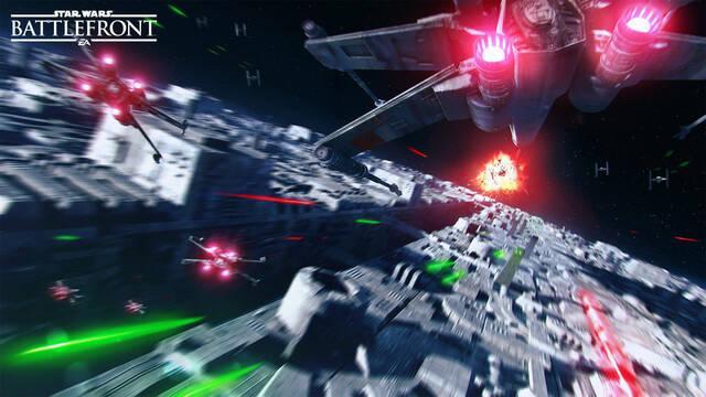 La secuela de Star Wars: Battlefront será mucho más grande