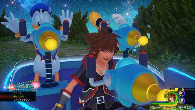 Kingdom Hearts III y Kingdom Hearts HD II.8 se mostrarán mañana en nuevos tráilers