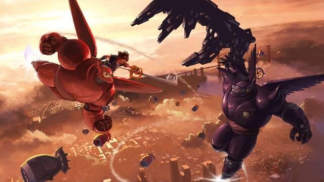 Big Hero 6 será uno de los nuevos mundos de Kingdom Hearts III