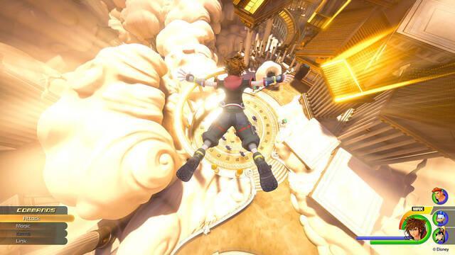 Square Enix evaluará adaptar Kingdom Hearts 3 a Nintendo Switch