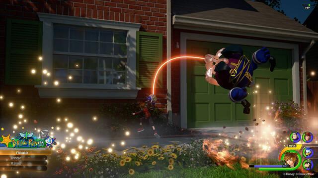 El mundo de Toy Story en KH 3 se ambienta entre las últimas películas