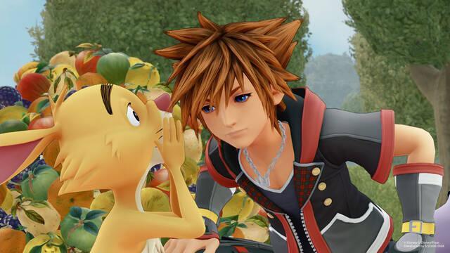 Nomura habla de la posibilidad de lanzar Kingdom Hearts III en Switch