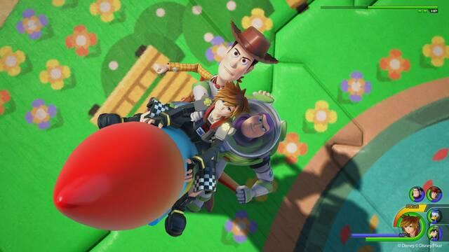 Square Enix desmiente que anunciará la fecha de Kingdom Hearts III en el E3
