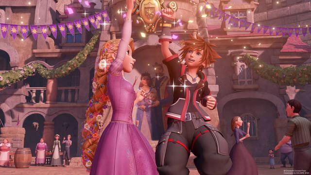 Kingdom Hearts III tendrá contenido descargable, pero no pase de temporada