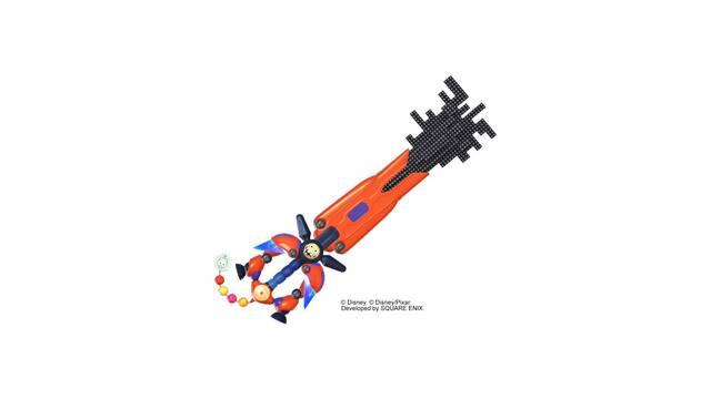 Kingdom Hearts III muestra los diseños de la Llave Espada