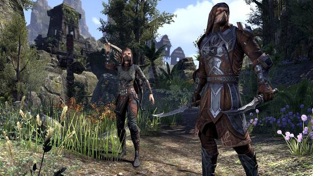 Dark Brotherhood llega a The Elder Scrolls Online para consolas