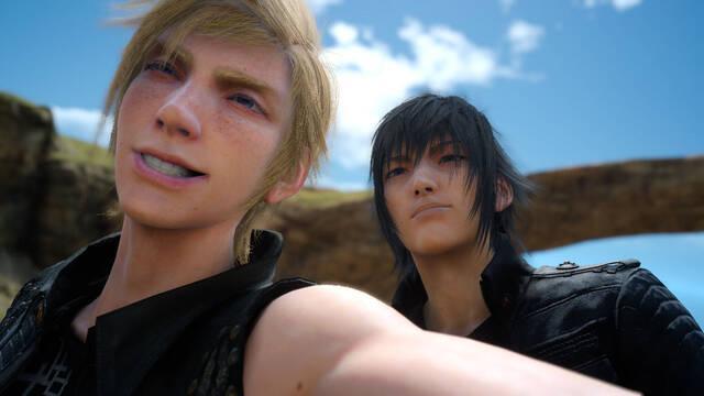 Final Fantasy XV estrena vídeo especial de su segundo aniversario