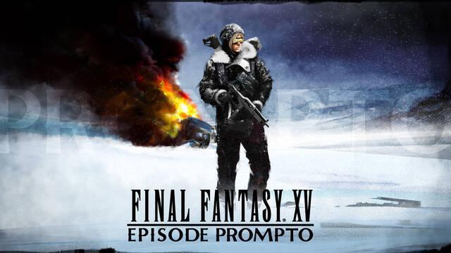Final Fantasy XV: Episode Prompto nos muestra un nuevo tráiler e imágenes