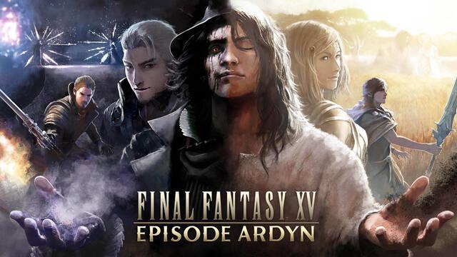 Hoy llega el Episode Ardyn de Final Fantasy XV; nuevo tráiler