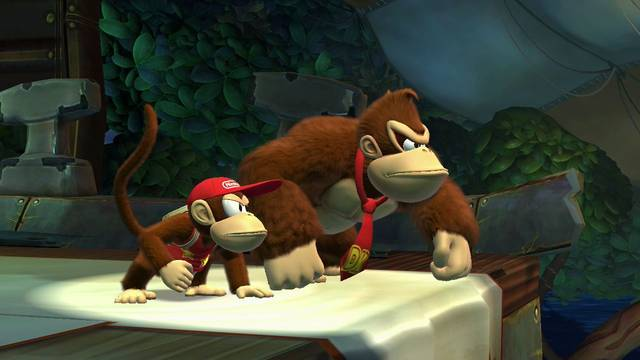 Donkey Kong Country Tropical Freeze nos deja ver nuevas pantallas