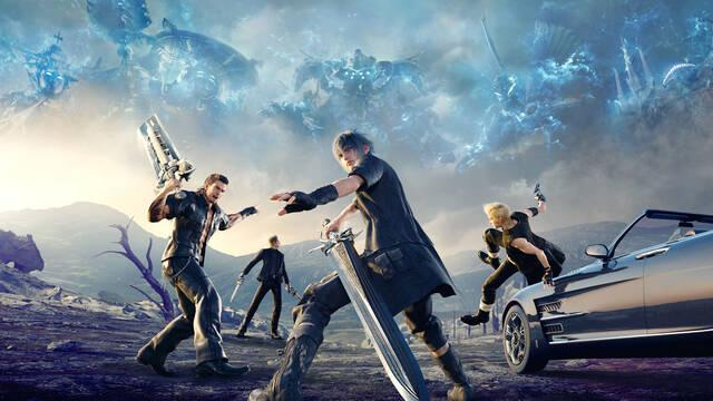 El director de Final Fantasy XV explica que todavía están estudiando Switch