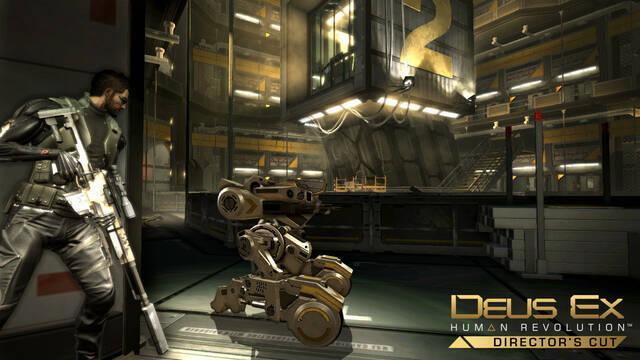 La forma de seleccionar el final en Deus Ex: Human Revolution se debió a la falta de tiempo
