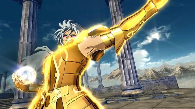 Los Caballeros del Zodiaco se enfrentan en las nuevas imágenes de Saint Seiya: Brave Soldiers