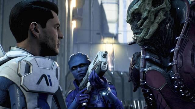 Mass Effect: Andromeda recibió demasiadas críticas, según EA