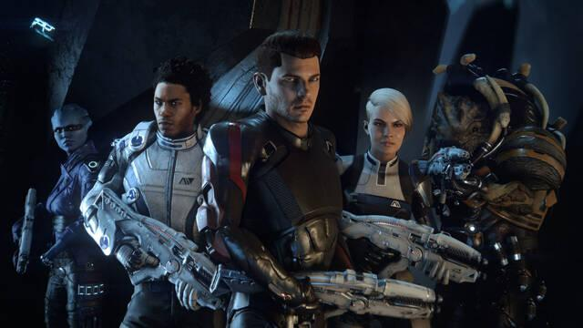 Mass Effect Andromeda razas eliminadas cosplay