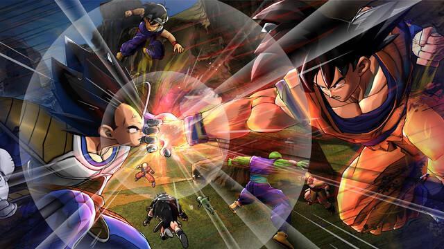 El primer tráiler de Dragon Ball Z: Battle of Z nos muestra combates para ocho jugadores