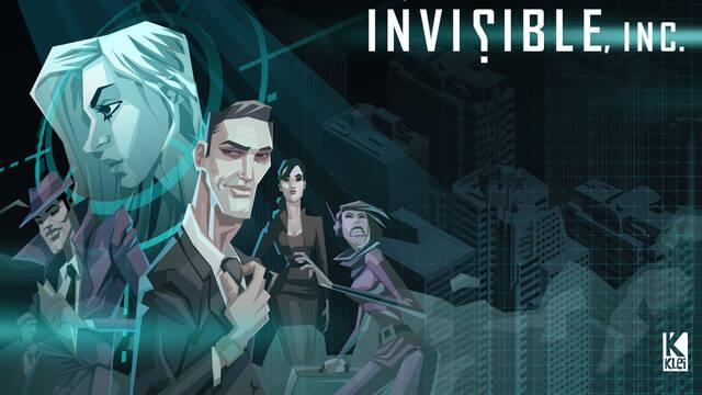 Incognita cambia de nombre a Invisible, Inc.