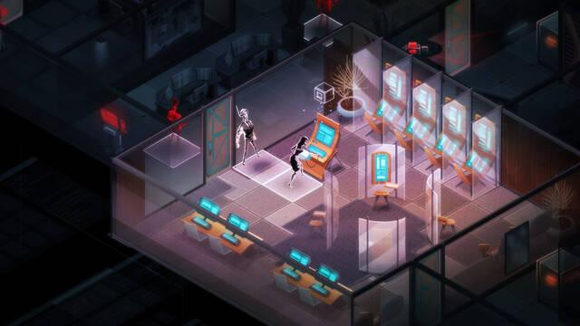 Un logro de Invisible, Inc. en PC implica modificar el código del juego