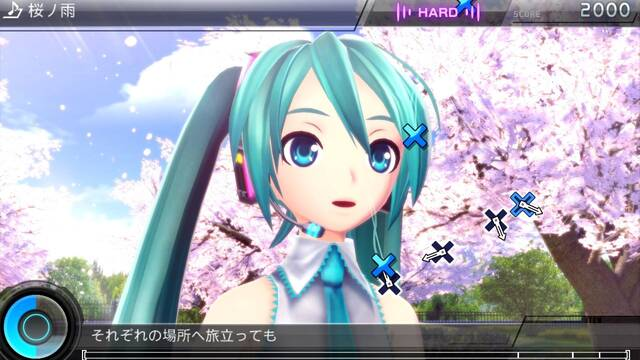 Hatsune Miku Project Diva F 2nd se muestra en nuevas imágenes