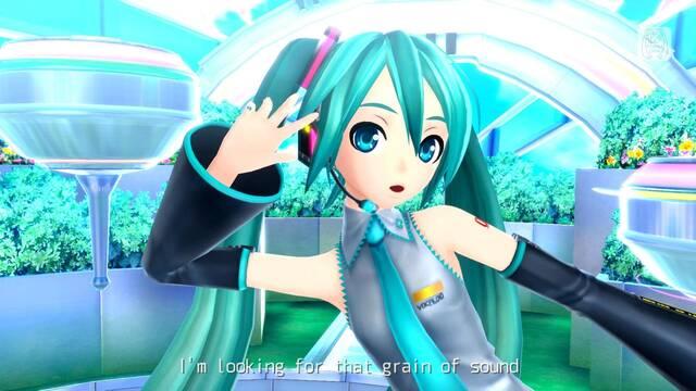 Más imágenes de Hatsune Miku: Project Diva F 2nd