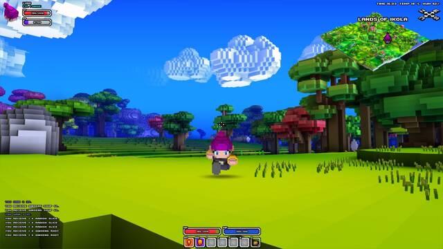 Cube World se hará realidad el 30 de septiembre; lo celebran con un tráiler