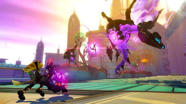 Ratchet & Clank: Nexus nos trae nuevas pantallas