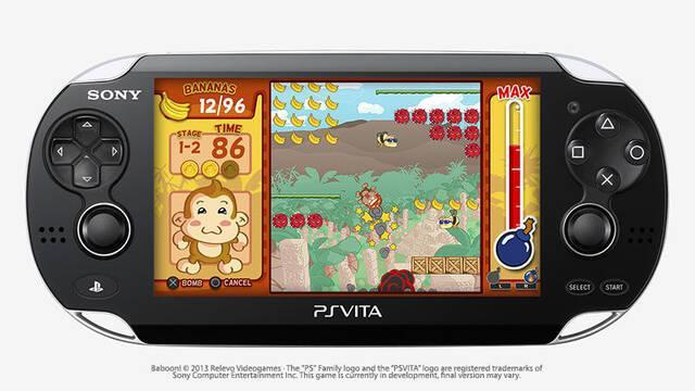 El estudio español Relevo Videogames publicará Baboon! en PS Vita