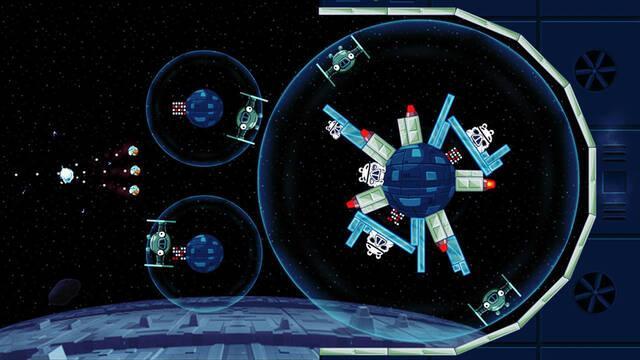 El modo multijugador de Angry Birds Star Wars en vídeo e imágenes
