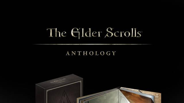 The Elder Scrolls Anthology llega hoy a PC