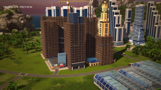 Nuevas imágenes de Tropico 5