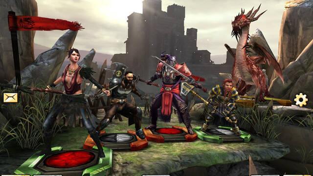 Se anuncia Heroes of Dragon Age, un juego gratuito para móviles