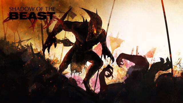 Shadow of the Beast vuelve a los videojuegos con un reinicio para PlayStation 4