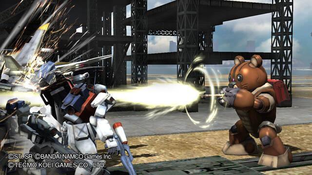 Dynasty Warriors: Gundam Reborn nos muestra sus ventajas por reserva