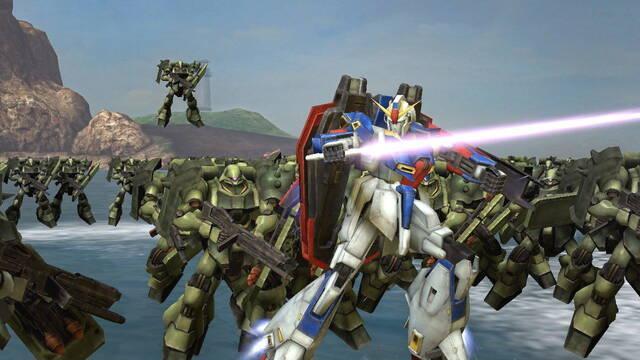 Dynasty Warriors: Gundam Reborn llegará a Europa