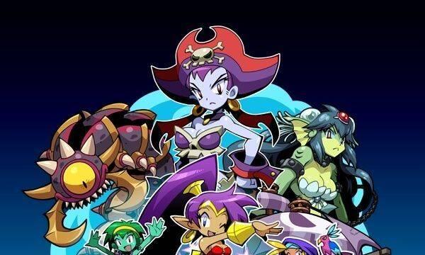 WayForward presenta el tráiler del E3 de Shantae: Half-Genie Hero