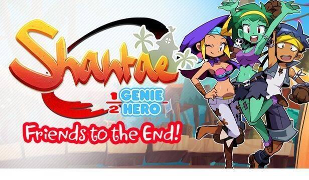 WayForward detalla la nueva expansión de Shantae: Half-Genie Hero