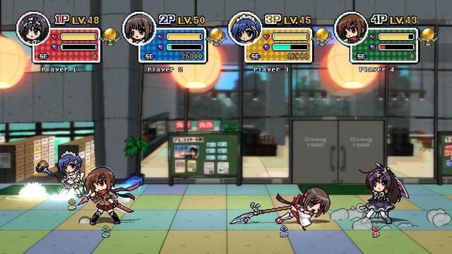 Primer tráiler de Phantom Breaker: Battle Grounds Overdrive en Switch