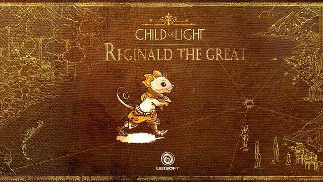 Ubisoft ofrece el libro de ilustraciones Child of Light: Reginald the Great