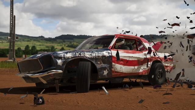 E3 2018: La conducción de Wreckfest se estrena en PC y presenta tráiler de lanzamiento
