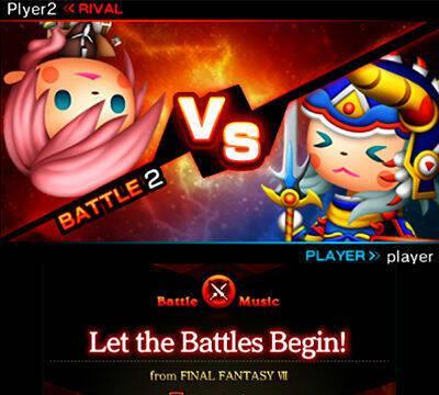 Así se juega con Theatrhythm Final Fantasy: Curtain Call