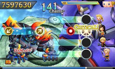 Las nuevas canciones descargables de Theatrhythm Final Fantasy: Curtain Call se muestran en imágenes