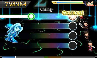 Llegan las últimas canciones adicionales de Theatrhythm Final Fantasy: Curtain Call