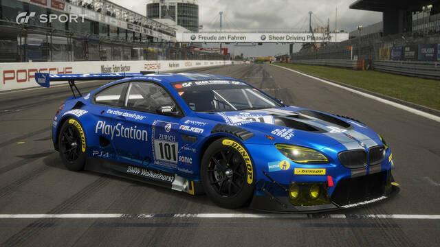 Un vídeo compara GT6 con la beta de Gran Turismo Sport