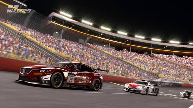 La demo de tiempo limitado de Gran Turismo Sport comenzará el 9 de octubre