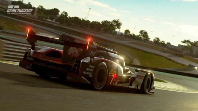 Problemas con los servidores de Gran Turismo Sport