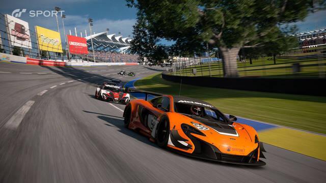 Gran Turismo Sport muestra vehículos y circuitos en nuevas imágenes