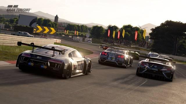 Gran Turismo Sport se actualiza con nuevo circuito y vehículos