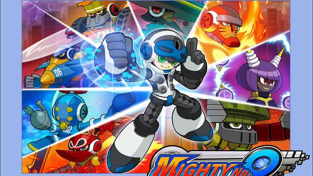 Mighty No. 9 no está cancelado en PS Vita y 3DS