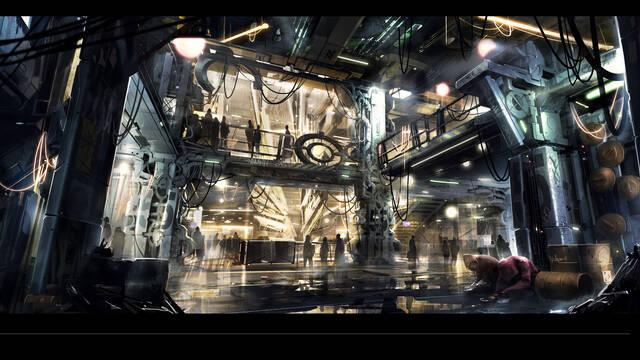 Square Enix registra el nombre Deus Ex: Mankind Divided